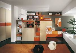 Small Picture Room Design Decorate Room Small Furniture Orange Fully Organized