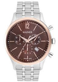 Наручные <b>часы Wainer WA</b>.<b>12528-G</b>
