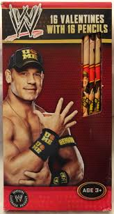 Perhaps you have an obsession with cats like nattie and the two of you could bond over cute cat pics and videos. Wwe 2013 Wrestling John Cena 16 Valentines Cards With 16 2 Graphite Pencils New In Box 8 Exciting Designs Goodnreadytogo