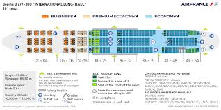 Air France Seating Chart 777 777 New Cabins Deployment Schedule Flyertalk Forums
