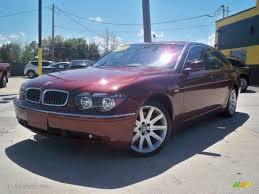 Sport Series 2004 bmw 745li : 2004 Chiaretto Red Metallic BMW 7 Series 745Li Sedan #63038873 ...