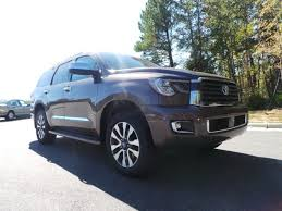 2018 toyota sequoia limited. unique limited for 2018 toyota sequoia limited