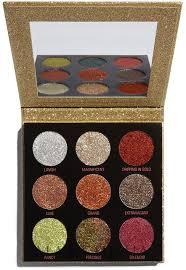 Отзывы о <b>Палетка глиттеров</b> - <b>Makeup Revolution</b> Pressed Glitter ...