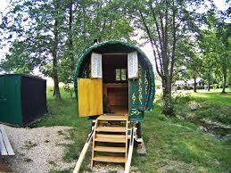 Gypsy Caravan Camping De La Semois In De Ardennen Echt Chalet Te Koop Ardennen Aan Rivier