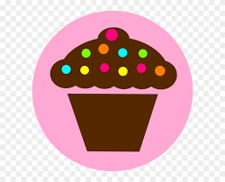 chocolate cupcakes clipart. Delighful Clipart Chocolate Cupcakes Clipart  Vector Png In