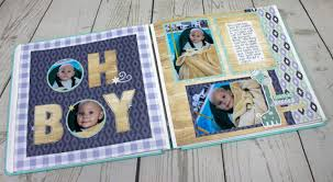 Creative Titles For Your Baby Scrapbook Pages Creative Memories Blog