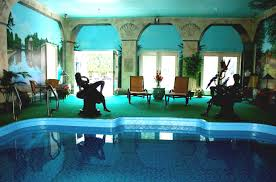 indoor pool with waterslide. Perfect Indoor Images For Gt Mansion With Indoor Pool Slides To Waterslide I