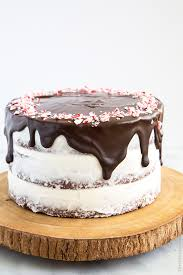 Chocolate Peppermint Cake The Little Epicurean