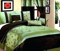 green duvet cover king bedroom sets sage comforter set dark single quilt emerald green duvet cover
