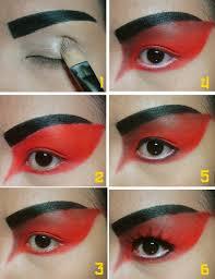 my angry bird makeup tutorial