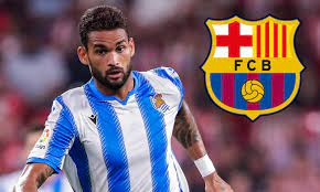 Barcelona 'refuse to give up on chase for Willian Jose despite Real  Sociedad's demands - MainSportBets