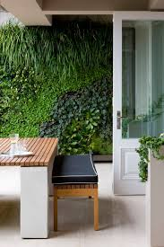 Terrace and Garden: Cozy Green Living Walls - Green Living Wall