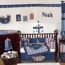 best nautical nursery bedding