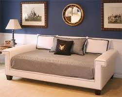 Daybed Couch Are Best Option Furniture Daybed With Trundle. Bed That Looks  Like ...