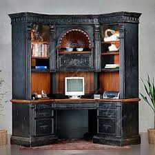 corner office desk hutch. Corner Office Desk Hutch A
