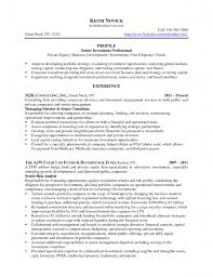 Marketing Research Resume Examples