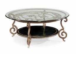 bernhardt zambrano 45 round coffee table
