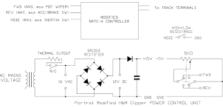 2015 trains4africa page 8 the circuit diagram of the superclipper and the nrtc circuitboard are