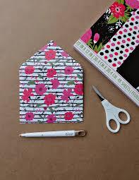 Envelope Design Handmade How To Make Diy Envelopes Tutorial Hello Creative Family