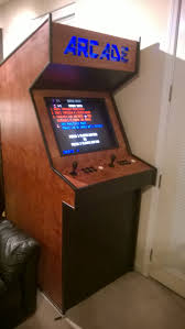 4 Player Arcade Cabinet Kit Mame Arcade Cabinet Pc 4 Player Led Controllers 27 Screen And More