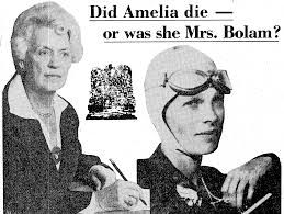 david billings amelia earhart the truth at last another of the many provocative headlines from the wood