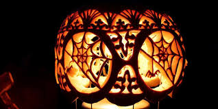 Advanced Pumpkin Carving Patterns Interesting Carving Ideas Finest Scary Pumpkin Carving Ideas With Carving Ideas