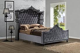 Inland Empire Furnitureu0027s Hudson Canopy Bedroom Set 3 Pc. King Size Bed, 2  Night
