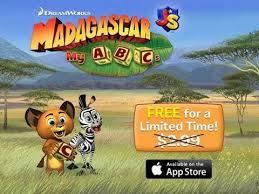 Small Picture Madagascar My ABCs Free Game Review Gameplay Trailer for
