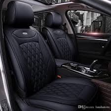 luxury pu leather car seat covers for audi a6l r8 q3 q5 q7 s4 a1 a2 a3 a4 a5 a6 a7 a8 auto accessories car styling zebra print seat covers for cars