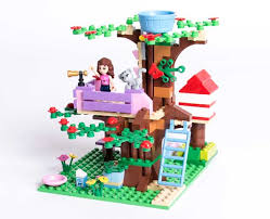 LEGO Friends Oliviau0027s Tree House 3065  Pley  Buy Or Rent The Friends Lego Treehouse
