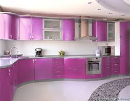 fanciful modern kitchen deep purple cabinets kitchen cabinets modern purple se metallic purple curved countertops gray white jpg