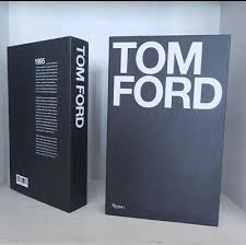 tom ford hardback book ten years by