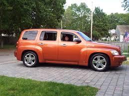 My 2006 Sunburst Orange HHR - Chevy HHR Network