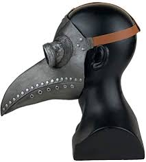 HQLCX Plague Doctor Bird Mask, Funny Medieval ... - Amazon.com