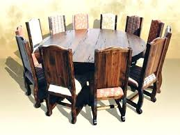 dining room table seating 12 large round dining room table seats large round dining table seats