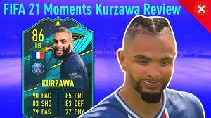 Why you SHOULDN'T complete the MOMENTS KURZAWA SBC...   86 Moments Kurzawa  Review - FIFA 21 - YouTube