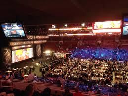 concert seat view for wells fargo center super box 1
