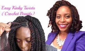 Kinky Twists Hairstyles 9 Amazing Gorgeous Kinky Twists Hairstyles W Howto Video Tutorials