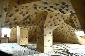 bouldering wall home climbing wall