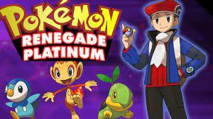 Pokemon Renegade Platinum (Hack) DS ROM - CDRomance