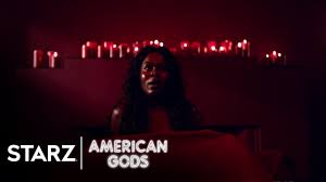 Yes American Gods DOES Have The Craziest Sex Scene of 2017 So.