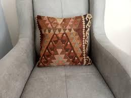 vintage decor pillow 17 32x17 32 inch