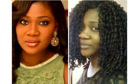 20 photos of nigerian female celebrities with and without makeup on you need to see what celebrities who look