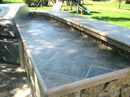 best countertop for outdoor kitchen best for outdoor kitchen image result for tiled ideas a outdoor