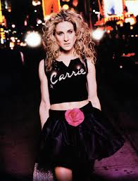 Carrie Bradshaw Sarah Jessica Parker Turns 50 So Obviously Were Ranking Carrie