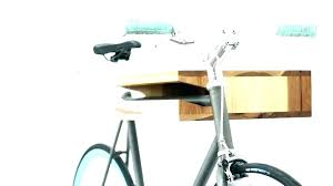 wooden bike rack plans bookshelf 1 9 stand bike rack ideas wooden plans