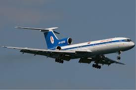 Resultado de imagem para tupolev Tu-154,