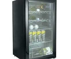 beverage fridge medium size of sparkling wine center mini glass door with outdoor refrigerator