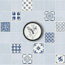 retro tile stickers living room kitchen waterproof wall stickers bathroom self adhesive removable diy wall decals affordable wall decals airplane wall