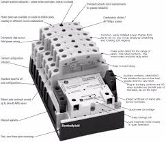 lighting contactor wiring diagram elec eng world lighting contactor wiring diagram
